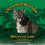 Mountain Lion Seasoning