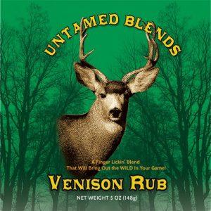 Venison Rub