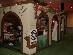 El Mercado Booth